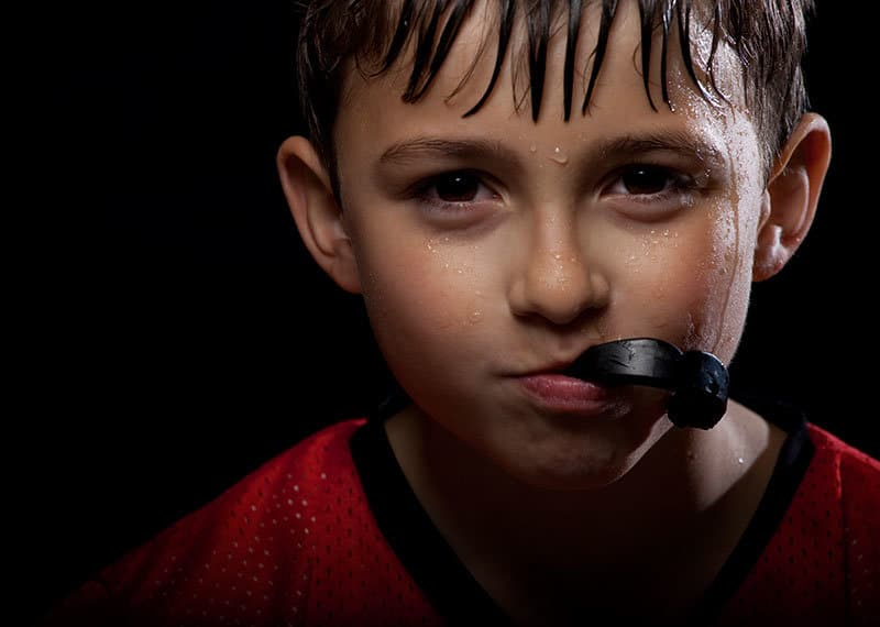 kid's mouthguard