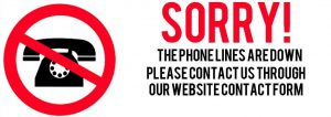 phone lines down | Dental Care On Pultney Adelaide